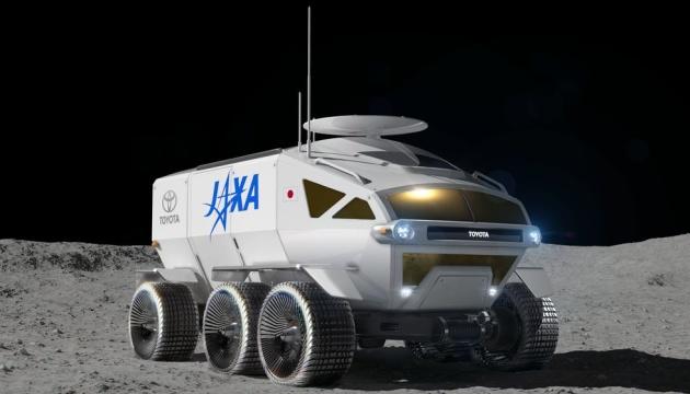 Toyota розробить пасажирський місяцехід-безпілотник