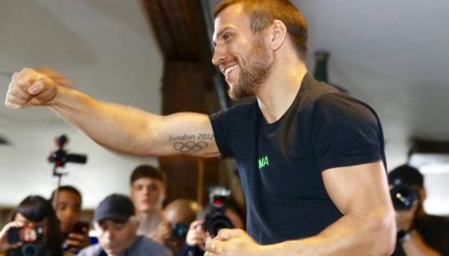 Український боксер Ломаченко провів відкрите тренування перед боєм з Кроллою