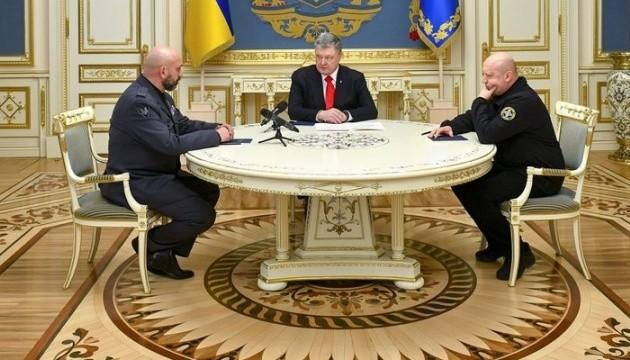 Кривонос в РНБО займатиметься переозброєнням та співпрацею з НАТО — Порошенко