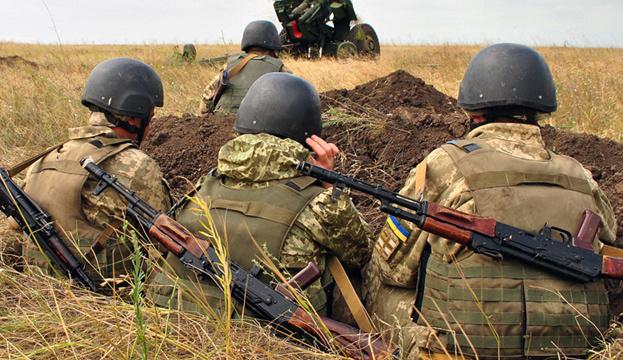 統一部隊作戦圏:3月14日、ロシア占領軍の攻撃4回