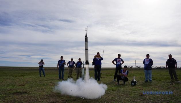 Як українці та американці змагалися у запуску ракет