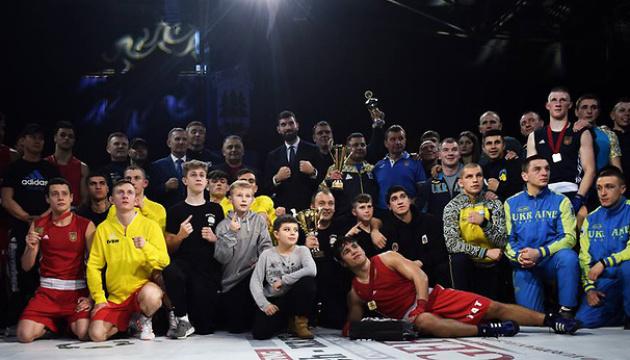 В Ужгороді пройшов міжнародний боксерський турнір Uzhhorod challenge-2019