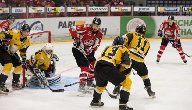 «Донбас» розгромив «Білий Барс» в півфінальному матчі плей-офф УХЛ