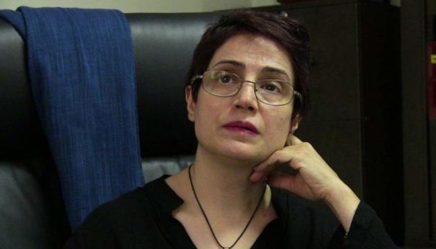 Відому правозахисницю засудили в Ірані до 33 років в'язниці та побиття батогом