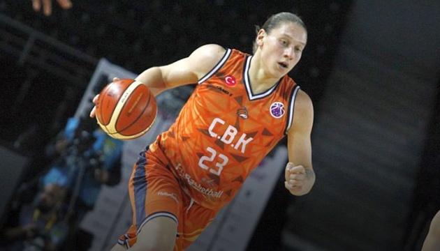 Баскетбол: команда Ягупової і Науменко вперше в сезоні програла в чемпіонаті Туреччини