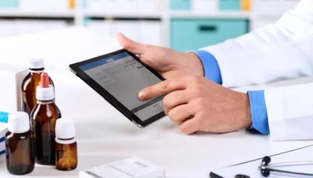 За тиждень українці отримали майже 160 тисяч електронних рецептів
