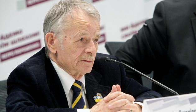 Джемилев рассказал о подготовке встречи с Зеленским, чтобы поставить точки над