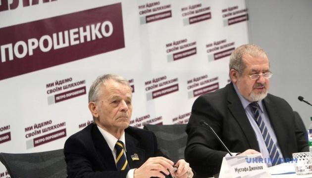 Половина кандидатів у президенти не збираються повертати Крим - Джемілєв
