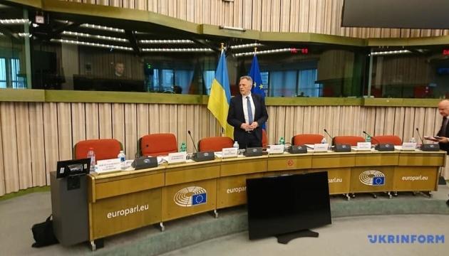 Мета України вступити до ЄС і НАТО має стати реальністю якнайскоріше – Розаті