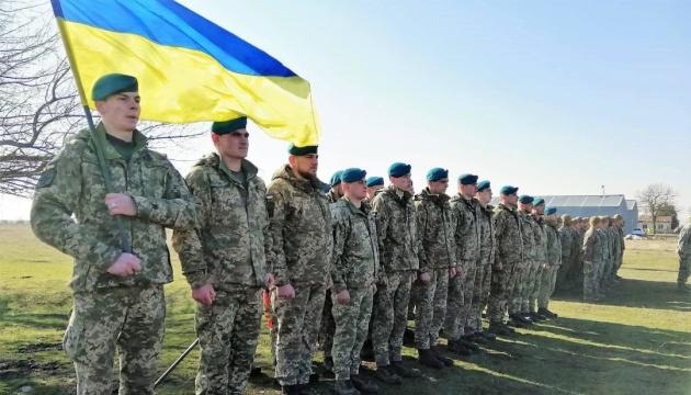 Infantes de marina ucranianos participarán en los ejercicios multinacionales Platinum Eagle 2019