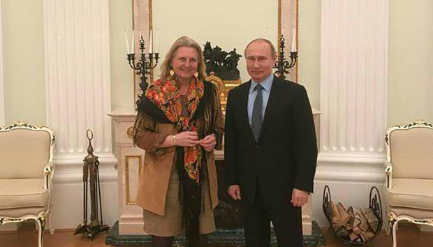 Київ розцінює примирливі заяви Кнайсль щодо РФ як загравання з агресором