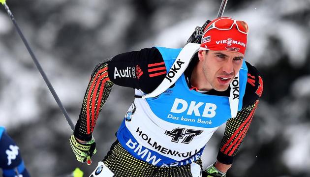 Біатлон: німець Пайффер виграв індивідуальну гонку на чемпіонаті світу, українець Труш - 59-й