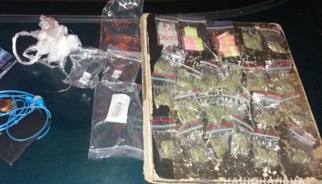 クリヴィー・リフ市で麻薬と武器摘発の特殊作戦 14名拘束