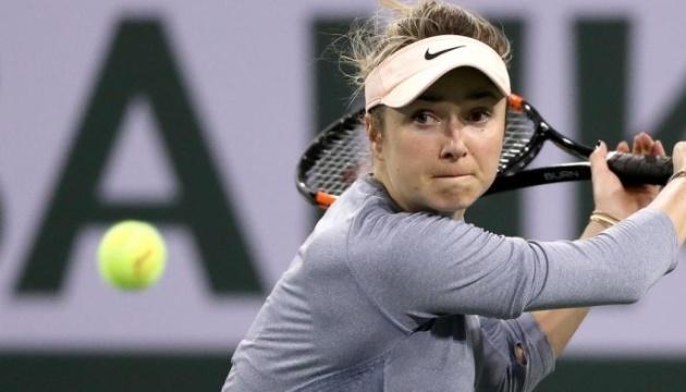 Світоліна вперше вийшла до півфіналу турніру WTA в Індіан-Веллсі