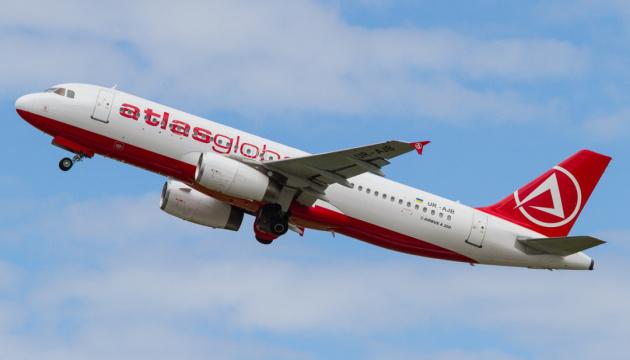 Atlasjet Ukraine будет чаще летать на линии Одесса – Стамбул