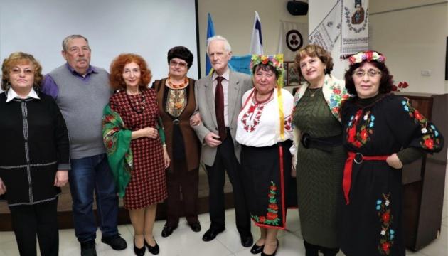 В Ізраїлі на вечорі до дня народження Шевченка українка прочитала власний вірш поетові
