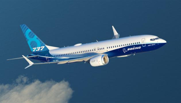 Ukraine bans Boeing 737 MAX flights