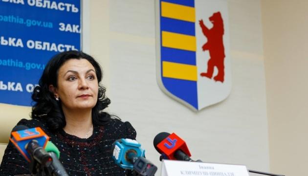 Понад 70% товарообігу Закарпаття пов'язано з ЄС - Климпуш-Цинцадзе