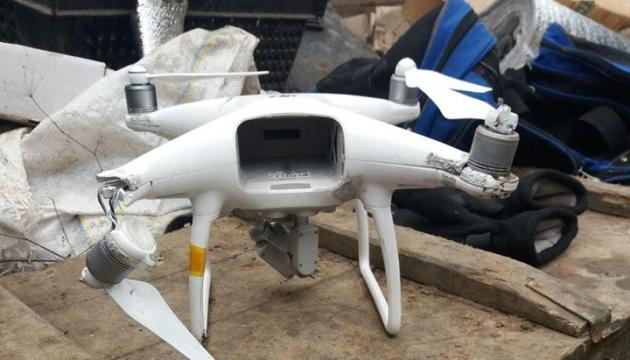 Drohne der Besatzer in der Nähe von Wodjane abgeschossen