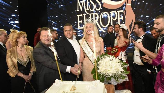 Прикарпатка перемогла на конкурсі краси Miss Europe World 2019