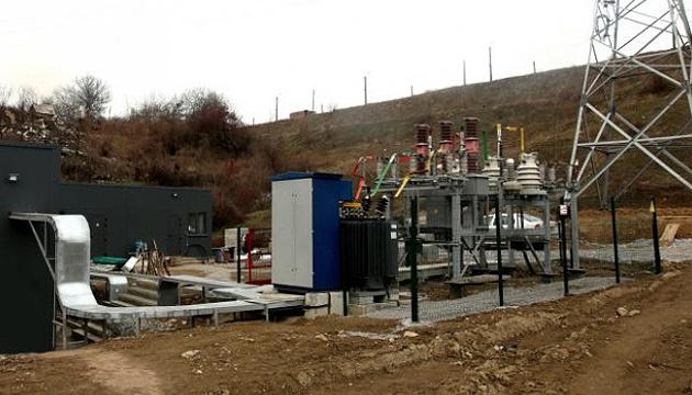 В Запорожье построили мини-ГЭС