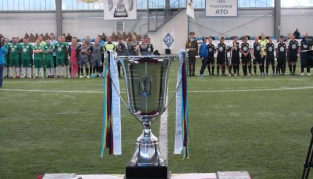 Стартує п'ятий сезон Всеукраїнської футбольної ліги учасників АТО