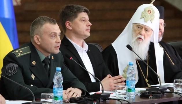 Філарет: Якби не добровольці, Путін вже був би у Києві