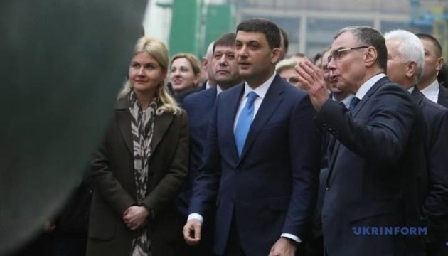 Энергонезависимость возможна лишь благодаря усилиям украинских производителей - Гройсман