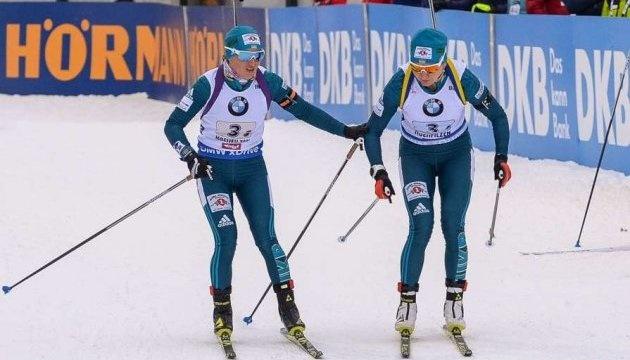 Українці стали п'ятими в одиночній змішаній естафеті на чемпіонаті світу з біатлону