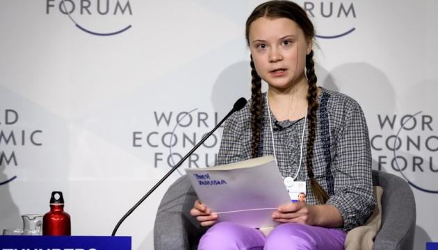 Шведську школярку номінували на Нобелівську премію