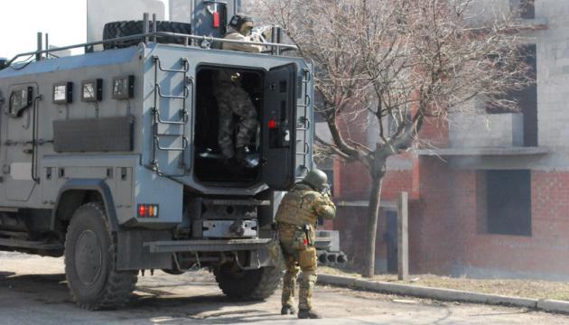 У Маріуполі провели антитерористичні навчання