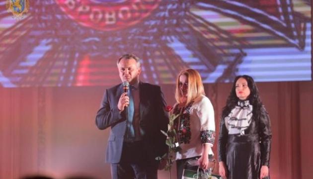 """У Львові воїнам-добровольцям вручили """"Лицарські хрести"""""""