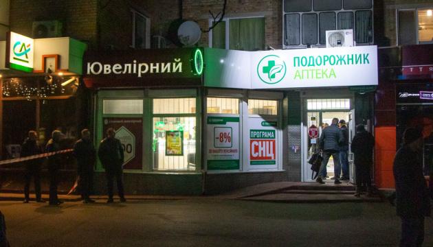 У Борисполі озброєні грабіжники викрали коштовностей на 5 мільйонів