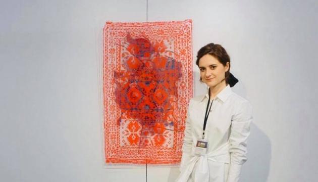 На виставці в Анкарі представлено інсталяції української художниці