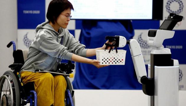 На Олімпіаді-2020 в Токіо людям допомагатимуть роботи