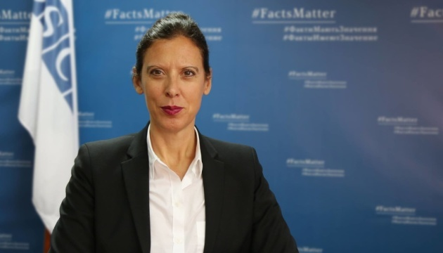 Antje Grawe appointed new deputy chief monitor of OSCE SMM to Ukraine