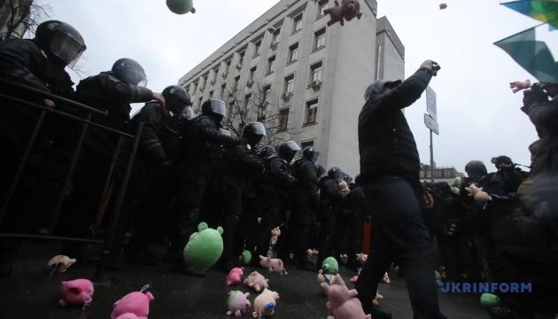 Герасимов: Провокації на вулицях - спроба поставити вибори під загрозу