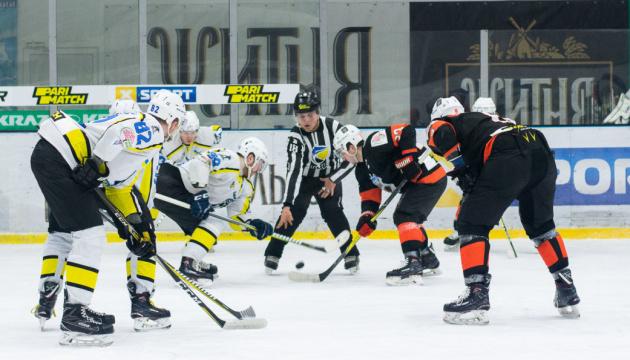 «Кременчук» обіграв «Дніпро» і вийшов вперед в півфіналі плей-офф УХЛ