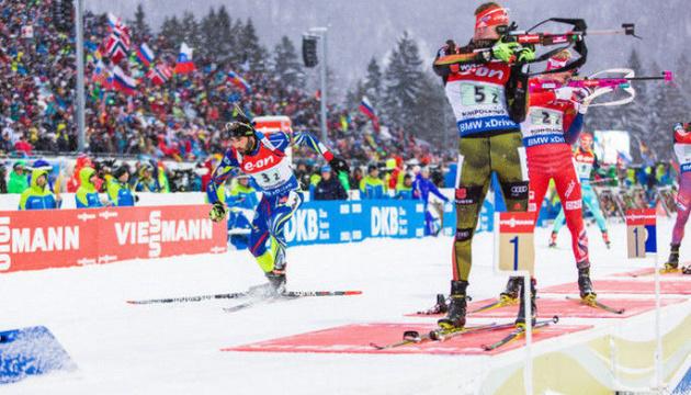 Біатлон: норвежці виграли естафету чемпіонату світу-2019, українці - 12-ті