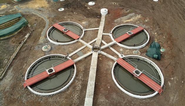 У Вугледарі на реконструкцію очисних споруд дадуть 33 мільйони