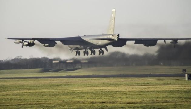 США перекинули групу стратегічних бомбардувальників до Європи