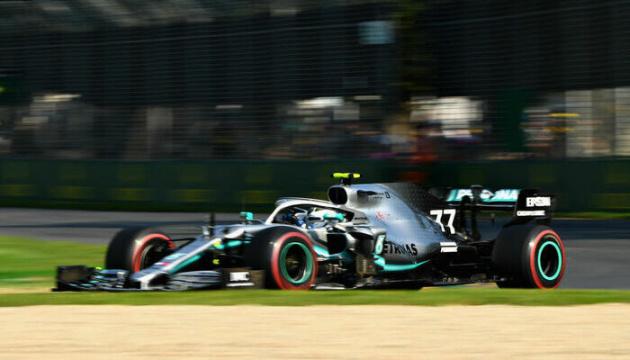 Формула-1: Боттас виграв Гран-прі Австралії