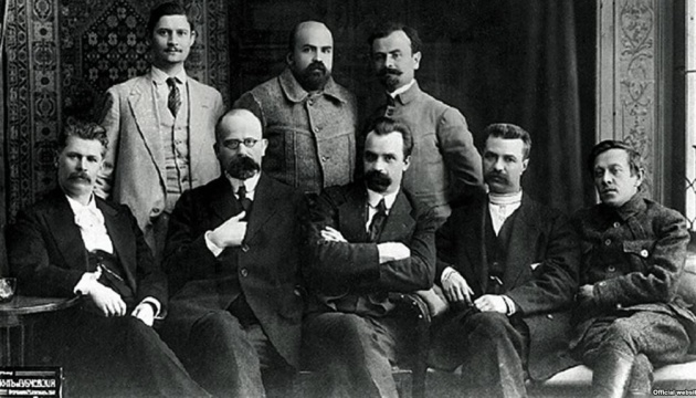 Сьогодні - річниця зі створення Української Центральної Ради