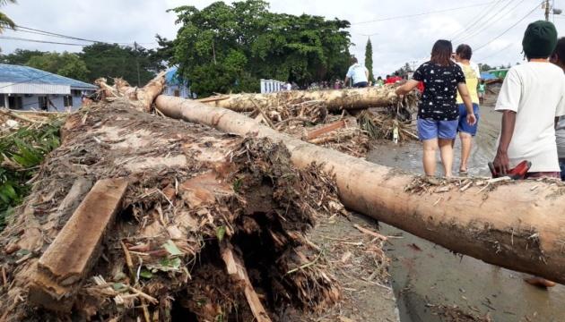 В Індонезії стався зсув ґрунту, є загиблі