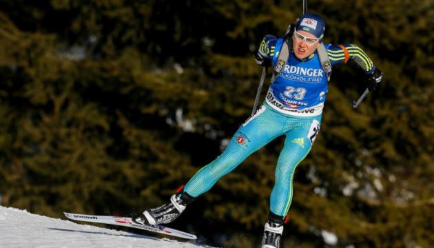 Біатлон: мас-старт в Естерсунді виграла італійка Доротея Вірер; Меркушина - 25-та