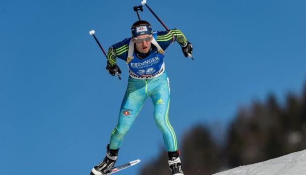 Підручний увійшов до топ-10 у мас-старті на чемпіонаті світу з біатлону у Швеції