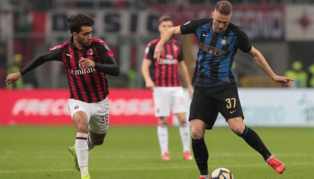Милан футбольный гимн