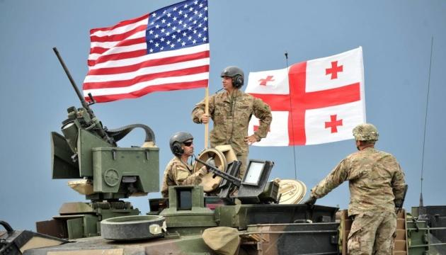 У Грузії почалися масштабні навчання НАТО