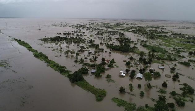 Кількість жертв циклону