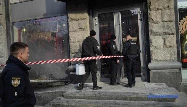 Brand in Roshen-Laden: Polizei nimmt Brandstifter fest